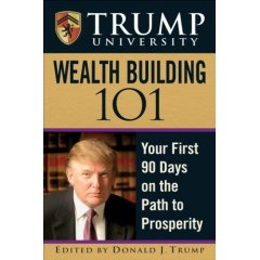 Wealth Building 101 by Donald Trump